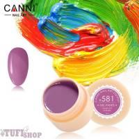 Гелевая краска №581 Canni, 5мл