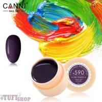 Гелевая краска №590 Canni, 5мл