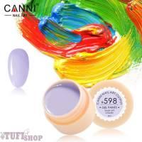 Гелевая краска №598 Canni, 5мл