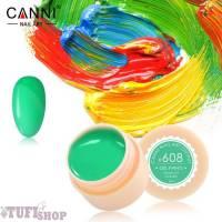 Гелевая краска №608 Canni, 5мл