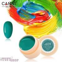 Гелевая краска №609 Canni, 5мл