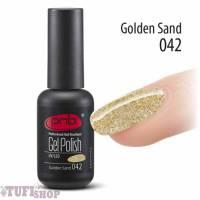 Гель-лак №042 PNB Golden Sand, 8 мл