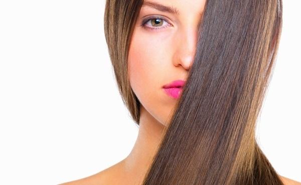 Как сделать так чтобы волосы были прямыми без утюжка 231