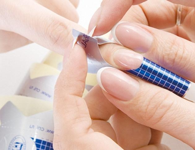 Как сделать ногти ровными при наращивании