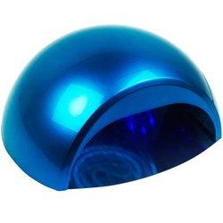 LED+CCFL лампа шарик 15 Вт, синий