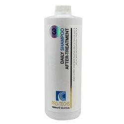 Pro-Techs Daily Shampoo - безсульфатный шампунь, уход после кератина, 1000 мл