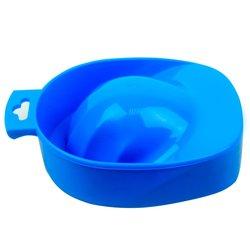 Ванночка для маникюра YRE, синий