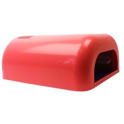 УФ лампа YRE L-12 36 Вт, розовый