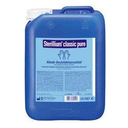 Антисептик Стериллиум Классик Пур - дезинфектант для кожи рук, 5000 мл