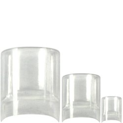Типсы YRE YunHong - прозрачный для аквариума, 100 шт