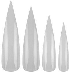 Типсы YRE - прозрачный, 12 шт