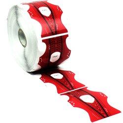 Форма для наращивания ногтей YRE - красный, 500 шт