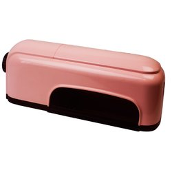 УФ лампа YRE 9 Вт с таймером, розовый