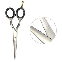 Ножницы для стрижки ESTET с черными кольцами 6.0