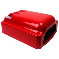 УФ лампа LeVole LV 828 36 Вт, красный