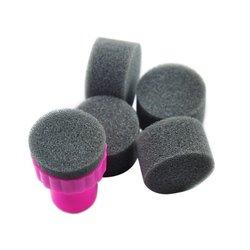 Губка-печатка - штамп для ногтей, 5 шт