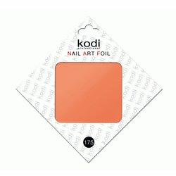 Фольга для литья Kodi №175 - оранжевый