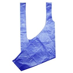 Фартук п/э Ураина (50 шт) синий