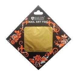 Фольга для литья Salon №127 - желтое золото (глянец)