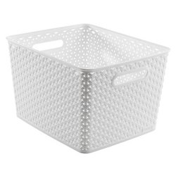 Ящик корзина ARNOLD, белый (4921200Ю