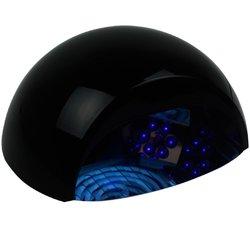 LED+CCFL лампа 24 Вт шарик, черный