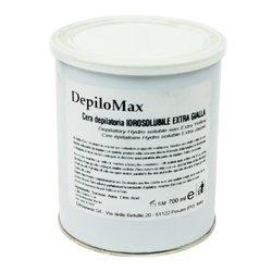 Теплый воск в банке Depilo Max Extra Yellow, 700 г