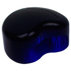 LED лампа сердце 9 Вт, черный