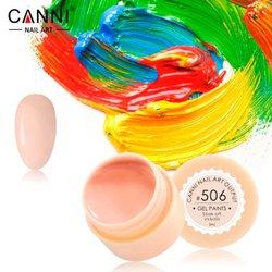 Гелевая краска №506 Canni, 5мл