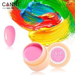 Гелевая краска №519 Canni, 5мл