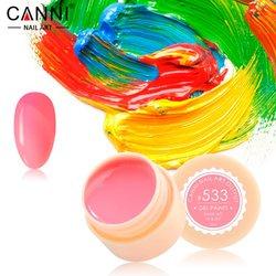 Гелевая краска №533 Canni, 5мл