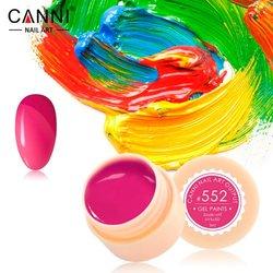 Гелевая краска №552 Canni, 5мл