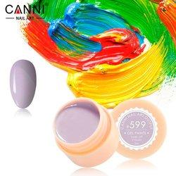 Гелевая краска №599 Canni, 5мл