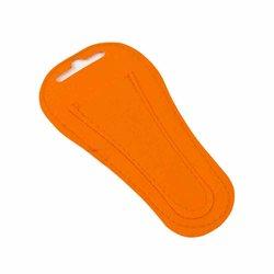 Чехол для ножничек оранжевый