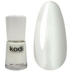 Лак №39 KODI 15 мл, ярко-белая