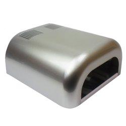 УФ лампа LeVole 702 36 Вт, серебро