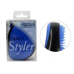 Расческа Tangle Teezer Compact Styler (синяя)