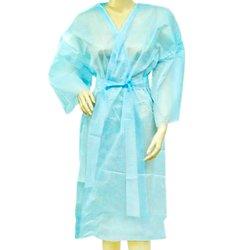 Халат кимоно, L-XL голубой