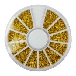 Бульонки в карусели - золото