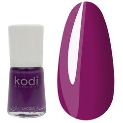 Лак №75 KODI 15 мл, глубокий пурпурный