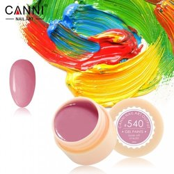 Гелевая краска №540 Canni, 5мл