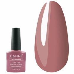 Гель-лак Canni №015 - бледный розово-лиловый, 7,3 мл