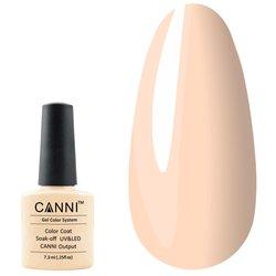 Гель-лак Canni №101 - светло-бежевый, 7,3 мл