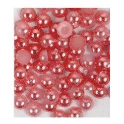 Жемчуг YRE - красный, 50 шт