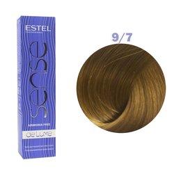 Краска для волос Estel Sense №9/7 (блондин коричневый)