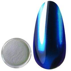 Зеркальная пудра Kodi №3 - синий, 3 г