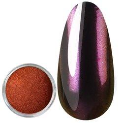 Зеркальная пудра Kodi №6 - фиолетовый, 3 г