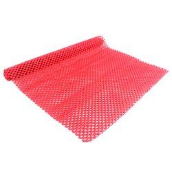 Коврик для маникюра резиновый 40х30 см, красный