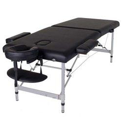Массажный стол HQ06-DIO, чёрный