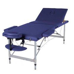 Массажный стол HQ07-JOY, синий