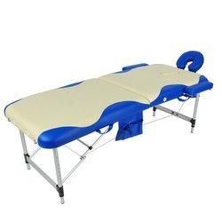 Алюминиевые массажные столы